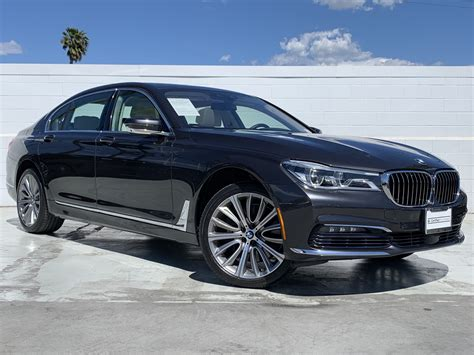 Certified Bmw by Certified Pre Owned 2016 Bmw 7 Series 750i Xdrive 4dr Sdn