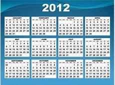 Calendar 2012 1 2019 2018 Calendar Printable with