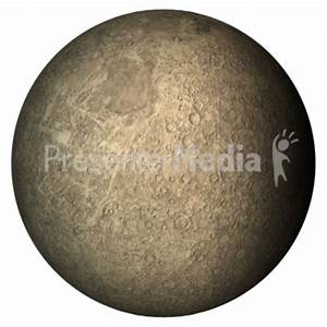 Planet Mercury Clipart