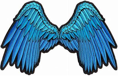Wings Angel Clipart Angels Motorcycle Biker Clip