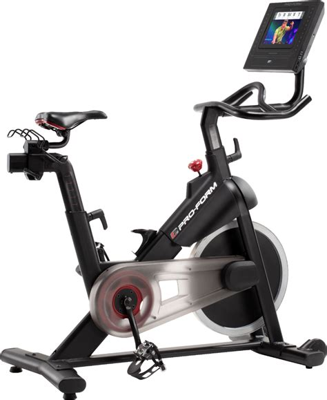 ProForm SMART Power 10.0 Exercise Bike Black PFEX16718 ...
