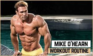 Bodybuilding Workout Chart With Pictures Pdf