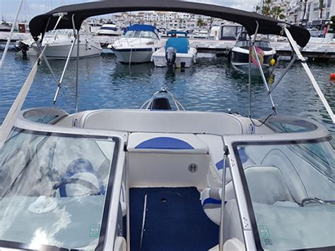 Fishing Boat Hire Puerto Banus by F22 Yacht Charter Marbella Alquiler Yates Marbella