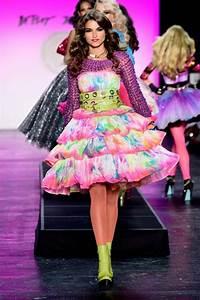 Betsey Johnson New York Fashion Week Show Spring-Summer ...