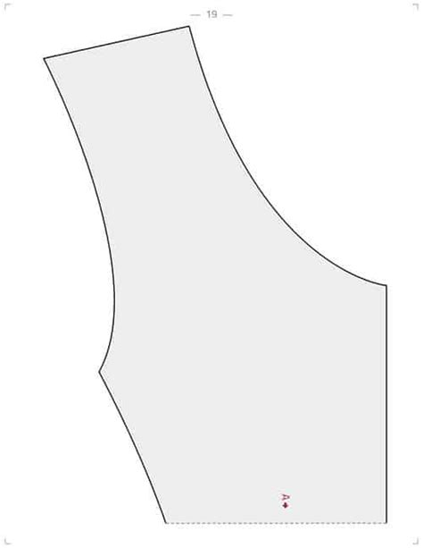 Thigh Armor Template by Female Armor Pattern Collection Us Letter Kamuicosplay