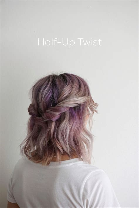 5 Ways to Wear Shoulder Length Hair Cute hairstyles for