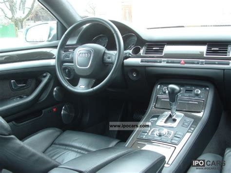 automobile air conditioning repair 2006 audi s8 transmission control 2006 audi s8 5 2 fsi quattro car photo and specs