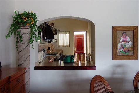 pass  doorway  door  kitchen  dining