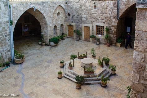beauty  lebanon page  lebanon traditional house plan courtyard design