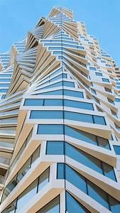 Download, Wallpaper, 1440x2560, Building, Facade, Architecture, Minimalism, Modern, Qhd, Samsung