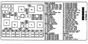 2004 Chevy Malibu Fuse Box Diagram
