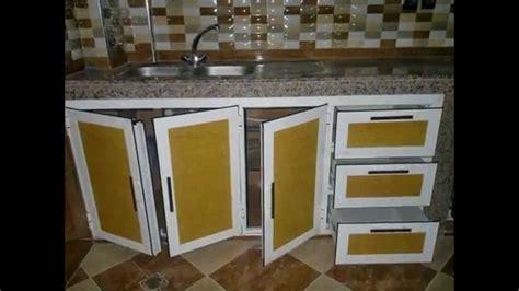 placard cuisine placards et sous table de cuisines en aluminium