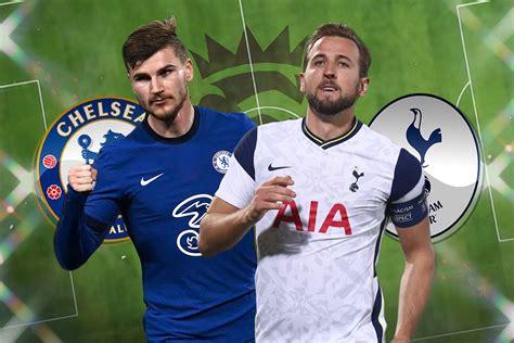Chelsea Vs Tottenham Live Commentary - Chelsea vs ...