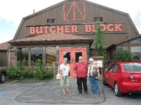 After A Great Lunch  Picture Of Butcher Block Restaurant