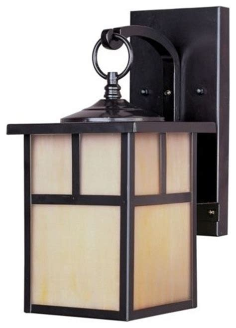 craftsman style outdoor lighting craftsman style
