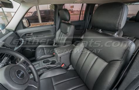 how cars engines work 2008 jeep liberty seat position control liberty leather kit black jeep interior packages pre selected packages