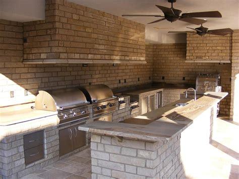 outdoor kitchen island options hgtv