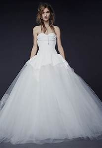 vera wang fall 2015 wedding dresses are cool and seductive With vera wang wedding dresses