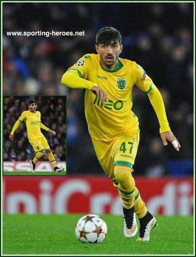 Ricardo de sousa esgaio (portuguese pronunciation: : Ricardo ESGAIO - Sporting Clube De Portugal - 2014/15 ...