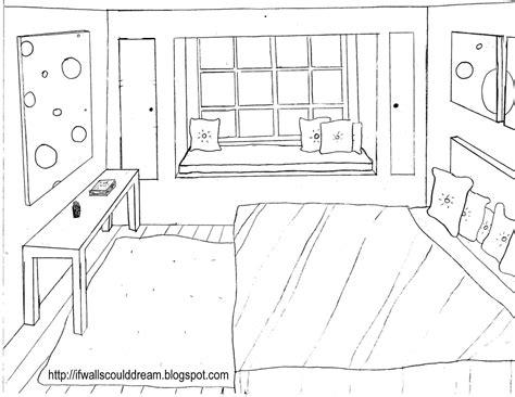 coloriage de chambre de fille 38 dessins de coloriage chambre à imprimer sur laguerche