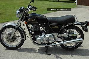1975 Norton 850 Commando W    Electric Start