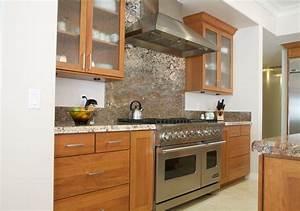 Faience Pour Cuisine : cuisine faience murale pour cuisine avec blanc couleur ~ Premium-room.com Idées de Décoration