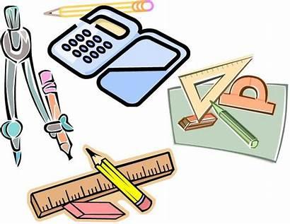 Math Clipart Teachers Cliparts Junior Supplies Clip