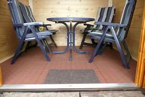 Betonplatten Verlegen Auf Erde : der kunststoffboden im garten ~ Whattoseeinmadrid.com Haus und Dekorationen