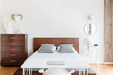 totally  boring minimalist bedrooms apartment therapy