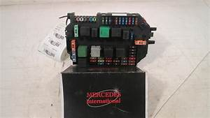 Mercedes Benz Cl550 Fuse Box