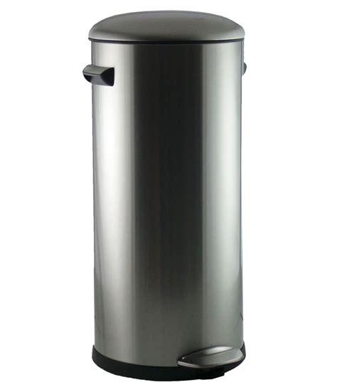 cuisine vintage poubelle de cuisine à pédale vintage 20l wadiga com
