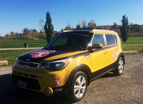 Kia Soul Used As A Company Car  Owner Interview Kia