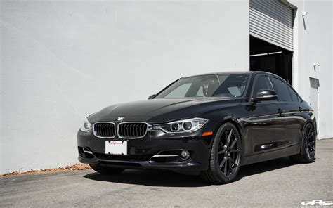 Black Sapphire Metallic BMW 328i Gets Vorsteiner V-FF 106 ...