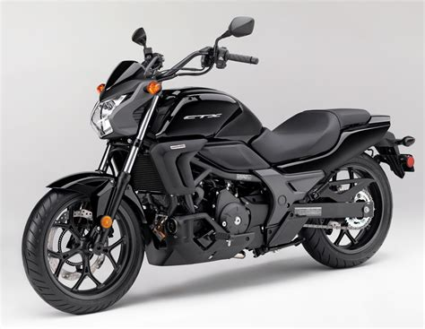 2014 Honda Ctx700 And Ctx700n Revealed, The First In A New