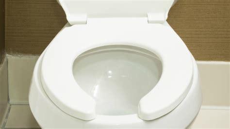 public toilet seats  shaped mental floss