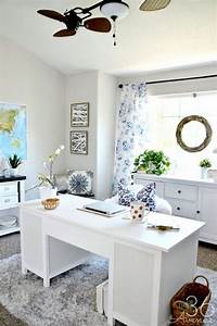 40, Simple, And, Sober, Office, Decoration, Ideas