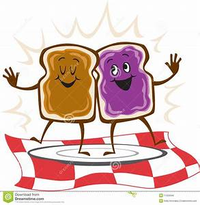 Peanut Butter And Jelly Clipart | Clipart Panda - Free ...