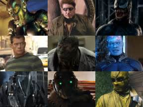 The Spider-Man Movie Villains