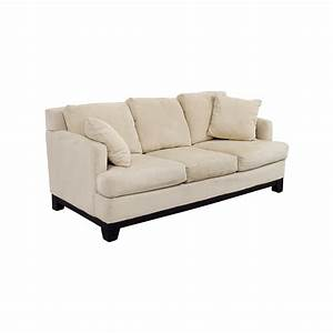 87 off raymour flanigan raymour flanigan beige for Raymour flanigan sofa bed