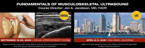 Fundamentals of Musculoskeletal Ultrasound | Ultrasound Course