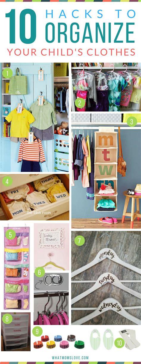 17 Best Ideas About Kid Closet On Pinterest Toddler