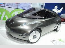 Carro eléctrico Nissan Mixin velocidad máxima de de hasta