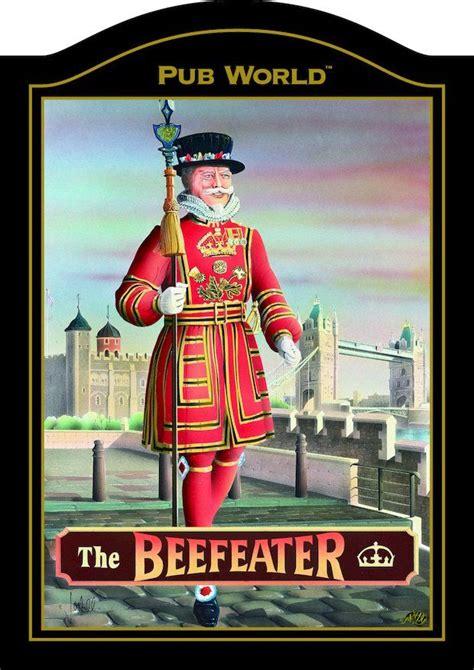 Bar Accessories Shop by Beefeater Traditional Pub Sign Gt Pub Memorabilia