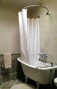 Tringle De Douche : tringle rideau douche circulaire ronde galbobain baignoire ~ Melissatoandfro.com Idées de Décoration