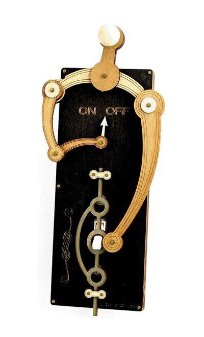 steampunk switch plates single toggle switch plate