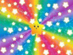 Rainbow Stars Background | www.imgkid.com - The Image Kid ...