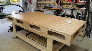 Woodworkers Bench Plans Free