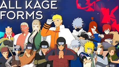 free anime kage image gallery all kages