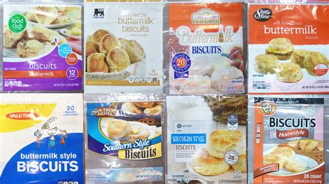 Frozen Biscuit Recall Affects 12 States, Different Brands