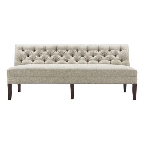 tufted ottoman dining sofa bench sofa in dining room bench 2017 design